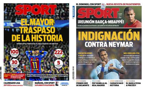 Transfert de Neymar: les réactions politiques